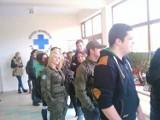 Oddaj krew w Pucku. Terminy akcji 2015: HDK PCK Służb Mundurowych Powiatu Puckiego