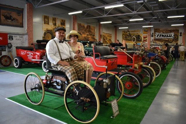 Muzeum Ford Mobil w Będzinie prezentuje wyjątkową kolekcję samochodów   Zobacz kolejne zdjęcia/plansze. Przesuwaj zdjęcia w prawo - naciśnij strzałkę lub przycisk NASTĘPNE