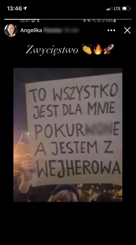 Strajk Kobiet a kwestia wejherowska