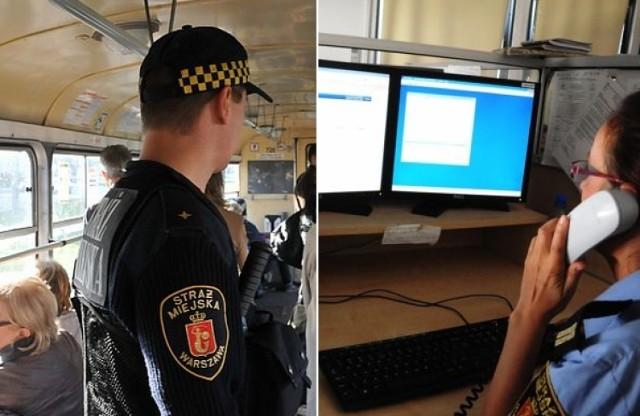 """Strażnicy mogą od teraz """"podglądać"""" tramwaje"""
