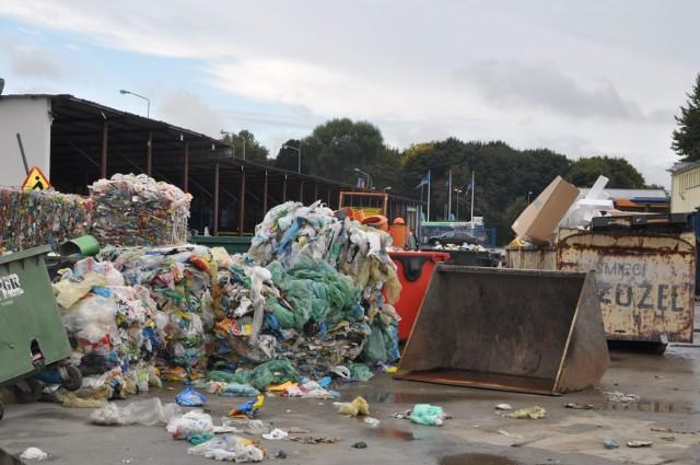 Osobny problem to jakość segregacji śmieci