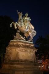 Pomnik Jana III Sobieskiego na Targu Drzewnym. Rocznica odsłonięcia pomnika [ZDJĘCIA]