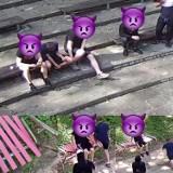 Lipno. Kilku młodych mieszkańców zniszczyło marimbę w parku! Zdjęcia