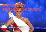 Suknia z orłem jest szokująca MEMY Natalia Balicka wystąpiła w narodowym stroju w konkursie Miss Supranational