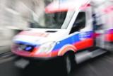 Piekary Śląskie: potrącenie 49-letniej kobiety na przejściu dla pieszych. Trafiła ona do szpitala