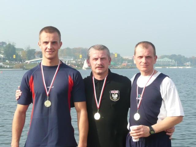 Piotr Bielawski (z lewej).