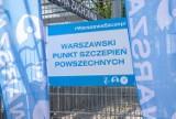 Punkty Szczepień Powszechnych w Warszawie. Renata Kaznowska: w tydzień zaszczepiliśmy blisko 23 tys. osób