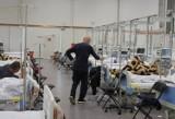 W podkarpackich szpitalach wciąż przybywa łóżek dla chorych na COVID-19