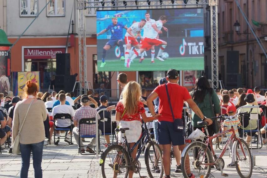 Strefa kibica Euro 2020 w Kaliszu