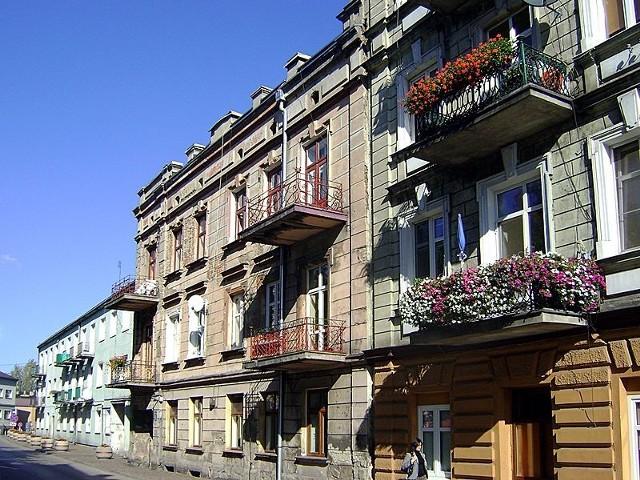 ul. Mickiewicza 12, Brzeziny