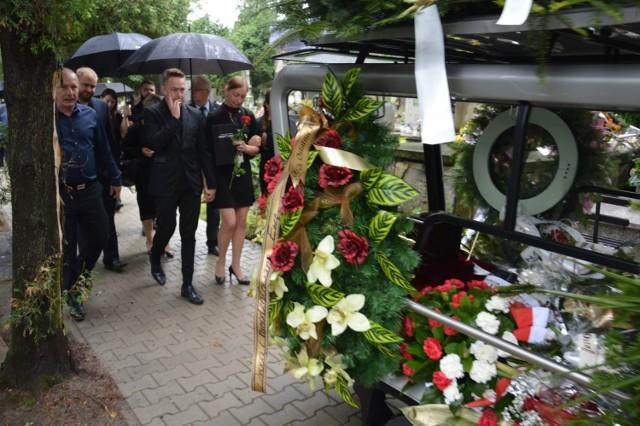 Pogrzeb Ewy Juszko-Pałubskiej. Tłumy żegnały mecenas o szlachetnym sercu