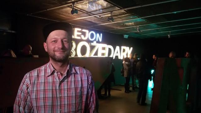 Neony Katowice wystawa w Rondzie Sztuki