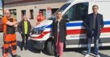 #zarażamydobrem Harcerze z ZHP Praszka kupili ratownikom medycznym pralkę