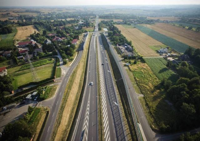 Trasa S19 w Elizówce