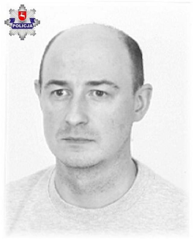 Chełm. Zaginął Marek Wiater. Policja prosi o pomoc w poszikiwaniach