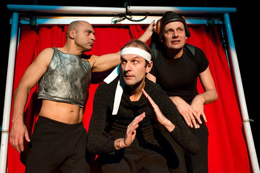 """""""Quo Vadis"""" Teatru Montownia. Wygraj bilety na spektakl!"""