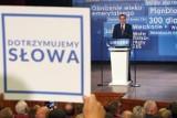 Premier Morawiecki twierdzi, że PiS odzyskało więcej pieniędzy niż dała Polsce Unia Europejska