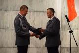 KMP w Chełmie. Podinsp. Mariuszu Kołtun nowym komendantem policji (ZDJĘCIA,WIDEO)
