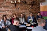 Przedsiębiorcy i liderzy spotkali się na Turkusowym Śniadaniu w kawiarni Anabell ZDJĘCIA