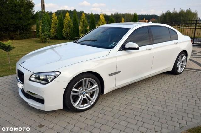 BMW Seria 7  Cena: 199 700 zł Rok produkcji: 2015 Przebieg: 35 000 km Pojemność skokowa: 4 395 cm3 Moc: 450 KM Rodzaj paliwa: benzyna