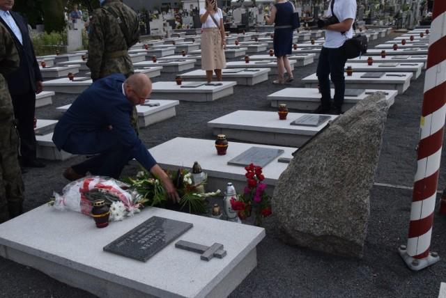 Gniezno: setna rocznica Bitwy Warszawskiej