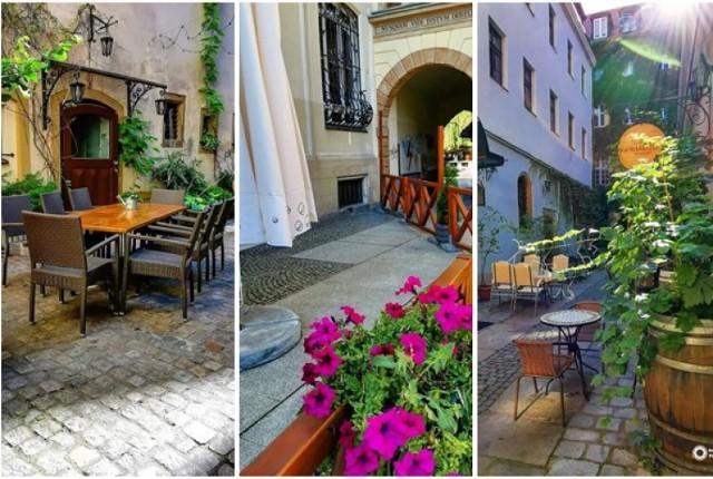 Wrocław i włoskie klimaty uliczek i zaułków niedaleko Rynku