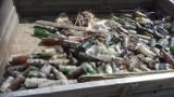 Pracownicy wągrowieckiego OSiR-u czyszczą Jezioro Durowskie