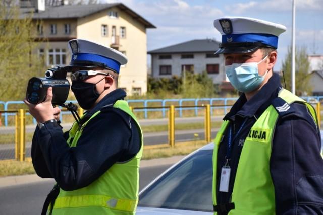 Policja w Kaliszu: W weekend aż szesnastu kierowców straciło prawa jazdy