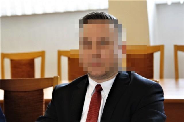 Prokuratorskie zarzuty wobec Grzegorza K., byłego wicestarosty powiatu górowskiego