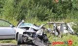 Wypadek pod N. Sączem. Ofiarami mieszkańcy Lipnicy Wielkiej