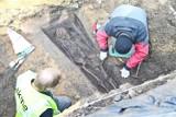 Te ludzkie szczątki znaleziono na budowie linii tramwajowej we Wrocławiu [ZDJĘCIA]