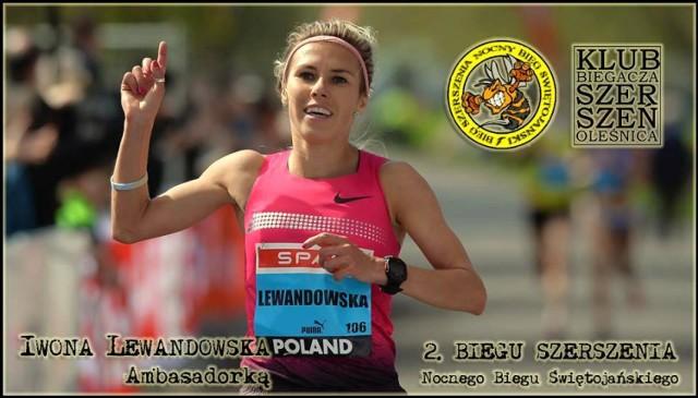 Iwona Lewandowska będzie ambasadorką biegu