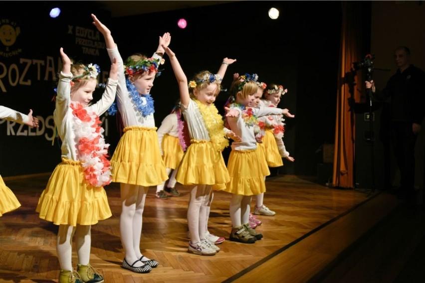 Przegląd małych tancerzy organizuje Przedszkole Samorządowe...