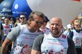 12 Bieg Po Nowe Życie w Wiśle z gwiazdami sportu i telewizji oraz osobami po przeszczepach (ZDJĘCIA)