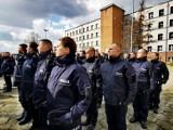 """Katowice: 99 policjantów ślubowało służyć """"nawet z narażeniem życia..."""""""
