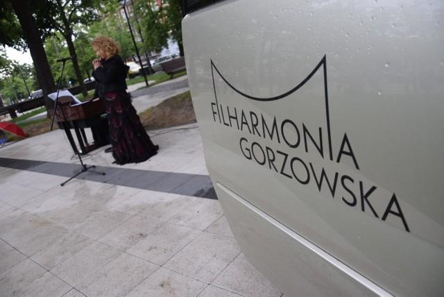 W weekend 6-7 czerwca muzycy Filharmonii Gorzowskiej zagrali w dziesięciu miejscach Gorzowa.