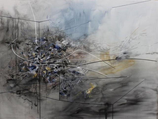 """Lapidarium - wystawa w Centrum Kultury Agora Prace Katarzyny Adamek-Chase w metaforyczny sposób przedstawiają wizję upadku cywilizacji. Na wystawę złożą się wielkoformatowe obrazy z serii """"Ruins"""" oraz organiczne obiekty przestrzenne. Wernisaż wystawy 15 października o godz. 19:00, wystawę można obejrzeć w CK Agora (ul. Serbska 5) do 5. listopada od poniedziałku do piątku w godz. 8:00 - 20:00. Wstęp wolny."""