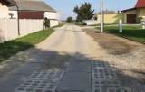 Miejska Górka. W Oczkowicach powstała nowa droga śladowa o długości 100 metrów