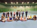 Udany turniej tenisowy na zakończenie roku w GKT Nafta Zielona Góra
