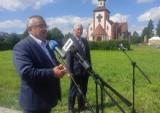 Minister Infrastruktury w Przysiekach: polskie drogi są jednymi z najniebezpieczniejszych w Europie