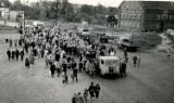 Powojenny Nowogard. Zobacz, jak bardzo zmieniło się miasto w czasach PRL