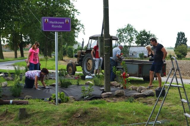 W Wierzbowie realizują wiele inicjatyw lokalnych angażujących mieszkańców