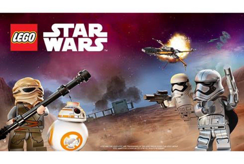 Kraków Lego Star Wars W Galerii Kazimierz Naszemiastopl