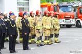 Dzień Strażaka w Opolu w Jednostce Ratowniczo-Gaśniczej nr 1. Były odznaczenia, awanse i nagrody za wzorową służbę