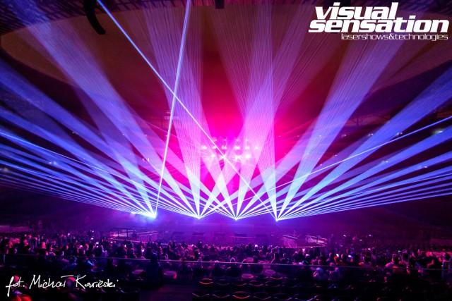 Jak zapewniają organizatorzy, wykorzystane zostaną lasery w liczbie i mocy, której nie było dotąd na żadnym festiwalu tego typu w naszym kraju