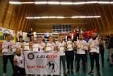Kruk Gym. Kaliszanie zdobyli dziewięć medali Mistrzostw Polski w boksie tajskim! ZDJĘCIA