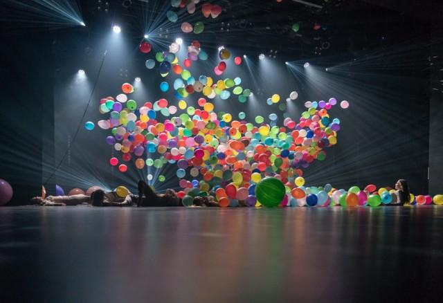 Koniński Teatr Tańca zachwycił publiczność zgromadzoną w Oskardzie