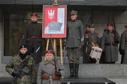 Poznań: Premier Mateusz Morawiecki na obchodach 100. rocznicy wybuchu Powstania Wielkopolskiego