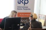 Mobilne stanowisko NFZ w Urzędzie Miasta w Inowrocławiu