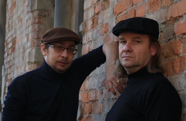 Od lewej: Stanisław Marinczenko i Janusz Kasprowicz